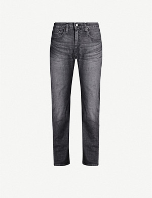 LEVI'S 502 regular-fit tapered jeans