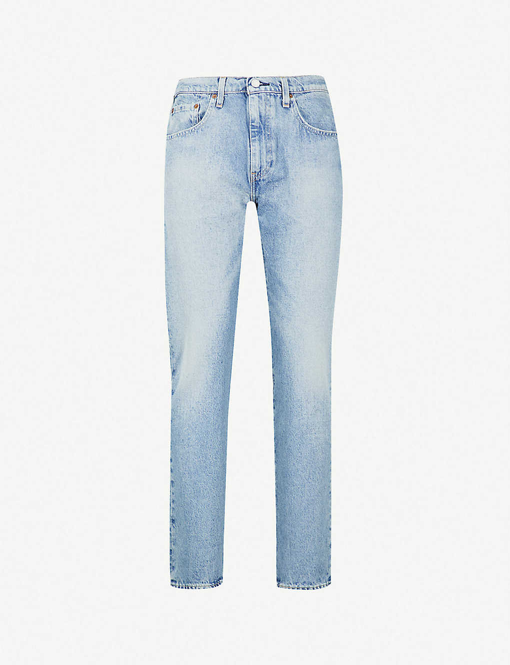 1c9d8393998 LEVI'S - 502 regular-fit stretch-denim jeans   Selfridges.com