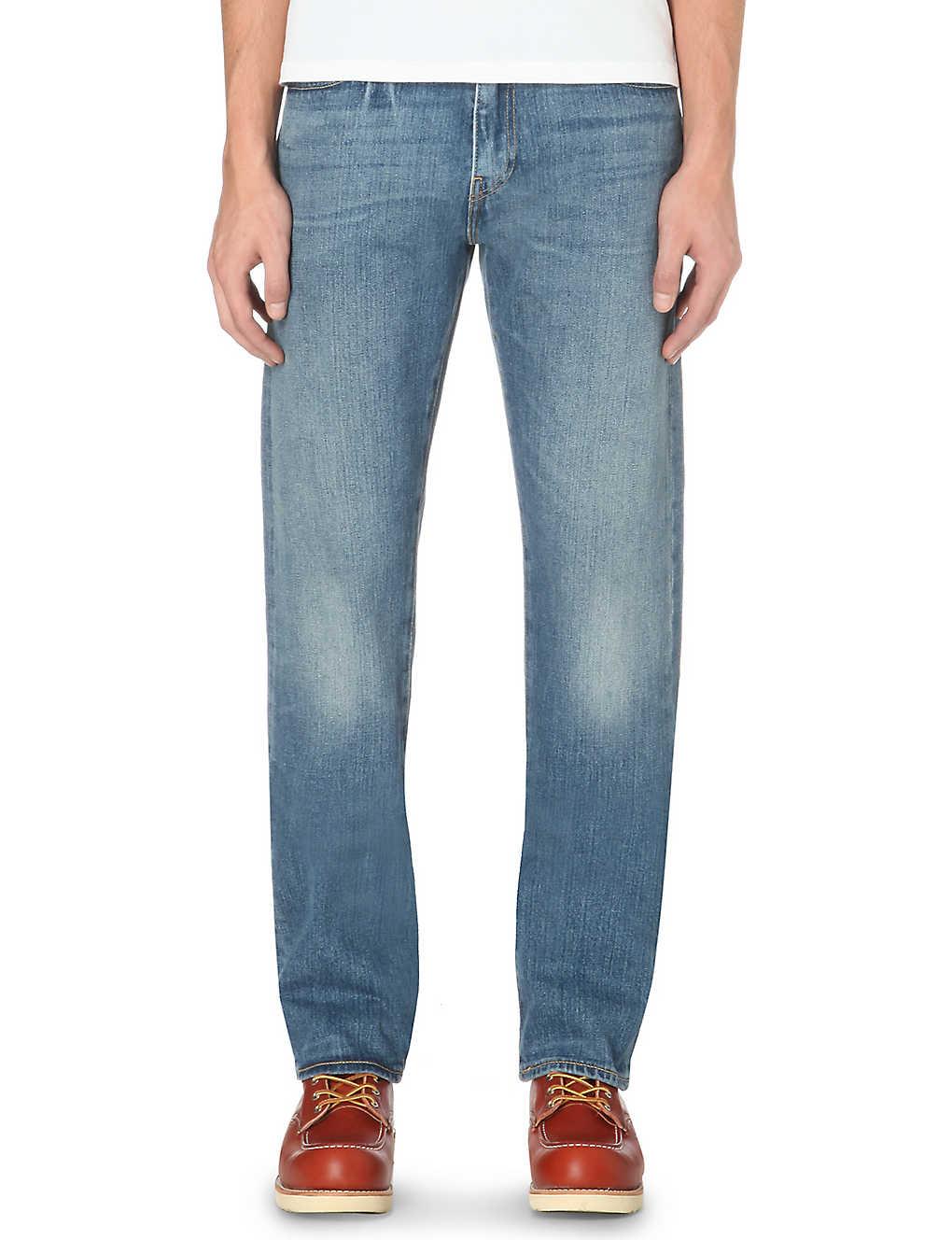 2a2d67b8fb1 LEVI'S - 504 regular-fit straight jeans | Selfridges.com