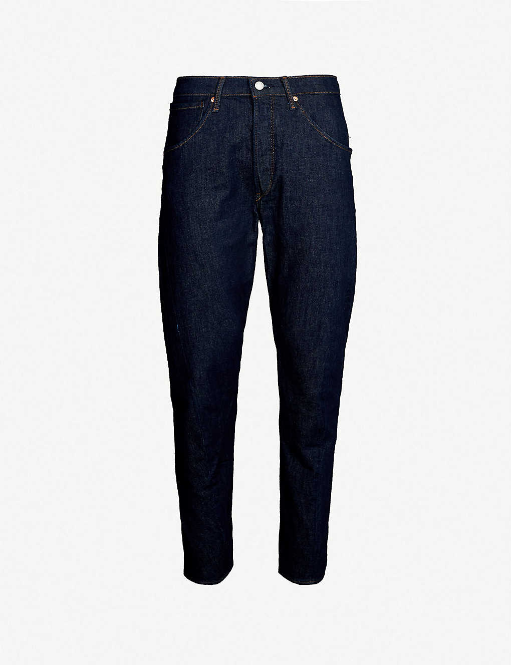 aeaeba95530 LEVIS - 541 athletic-fit mid-rise tapered jeans | Selfridges.com