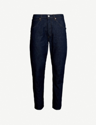 LEVIS 541 athletic-fit mid-rise tapered jeans