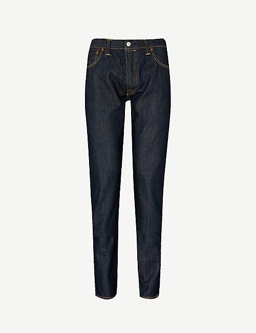 ced267f43d8bb LEVI S - 501 Original regular-fit straight jeans