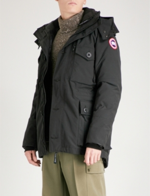 CANADA GOOSE Drummond 3-in-1 shell parka