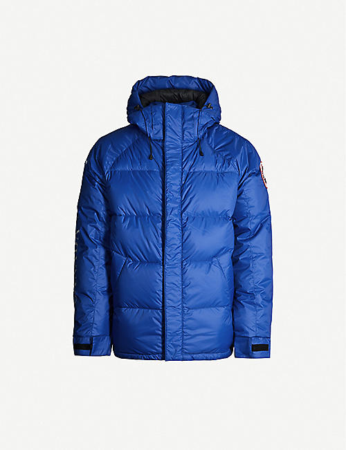 CANADA GOOSE Approach quilted shell-down jacket