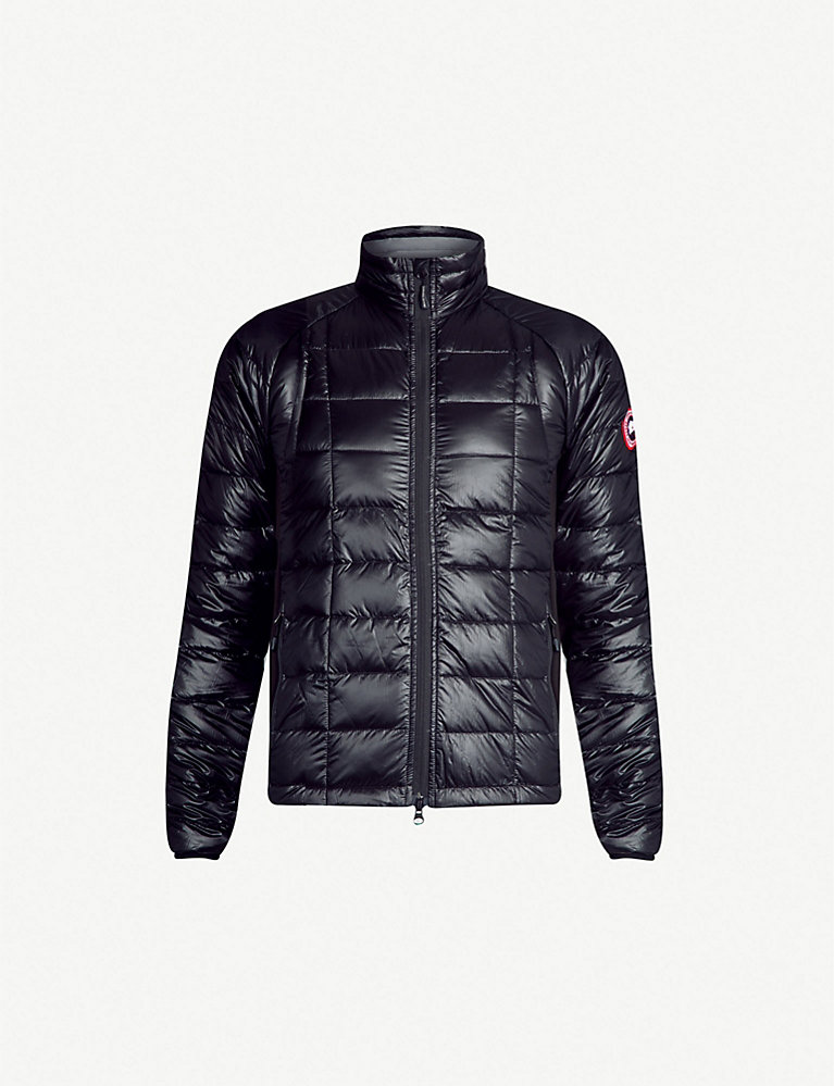 92672a4f59e Hybridge Lite quilted shell down jacket