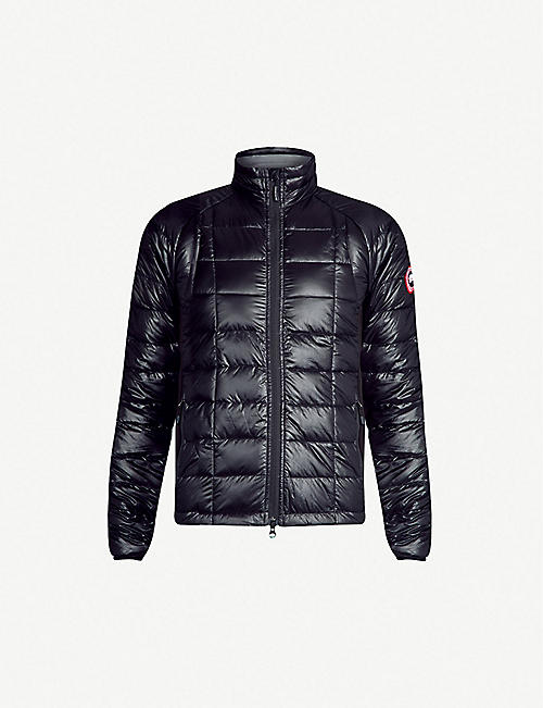 38f7e6fd70b4 CANADA GOOSE Hybridge Lite quilted shell down jacket