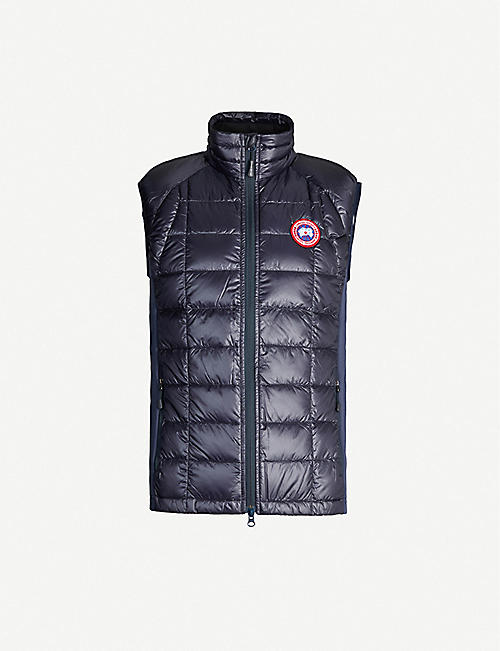 CANADA GOOSE Hybridge lite quilted shell-down gilet