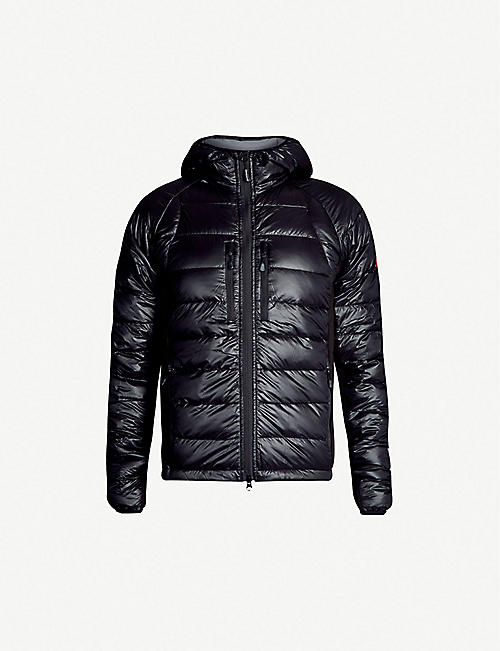 41b50946ce74 CANADA GOOSE Hybridge Lite quilted shell jacket