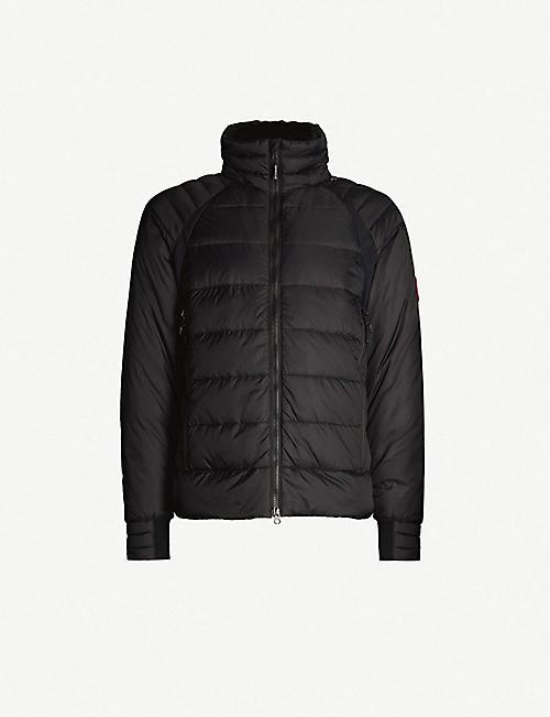 CANADA GOOSE HyBridge Base padded shell-down jacket 99b27cbfeff4