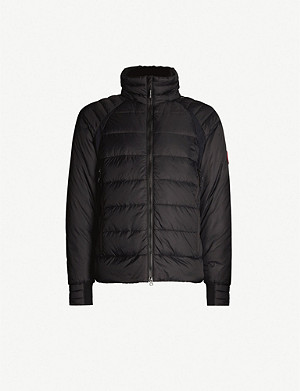 bab80b855 CANADA GOOSE - Lodge quilted shell jacket