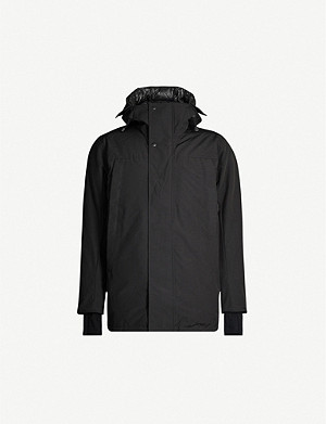 CANADA GOOSE Sanford shell-down parka coat