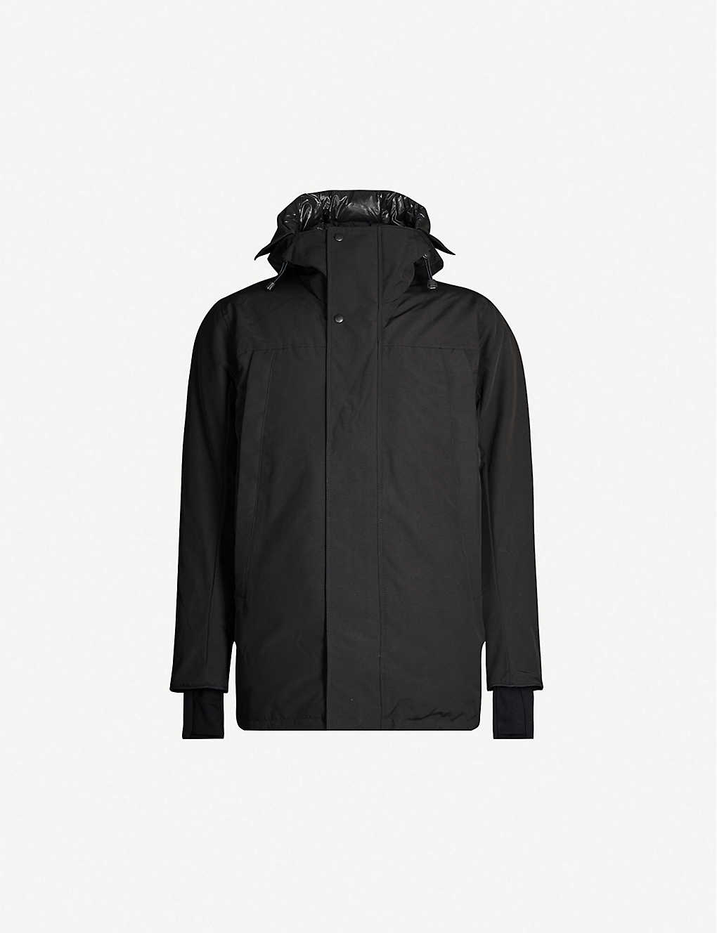 CANADA GOOSE: Sanford shell-down parka coat