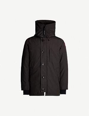 CANADA GOOSE Chateau shell-down hooded parka