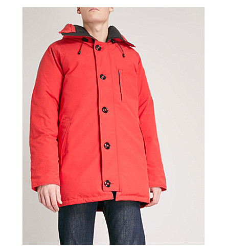 CANADA GOOSE Downs Chateau quilted parka