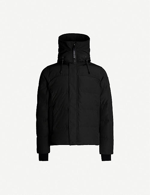 1f1077ca99be1 Designer Mens Coats & Jackets - Canada Goose & more | Selfridges