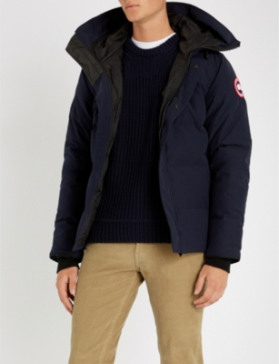 2ae21bd2a179 CANADA GOOSE - Macmillan quilted parka