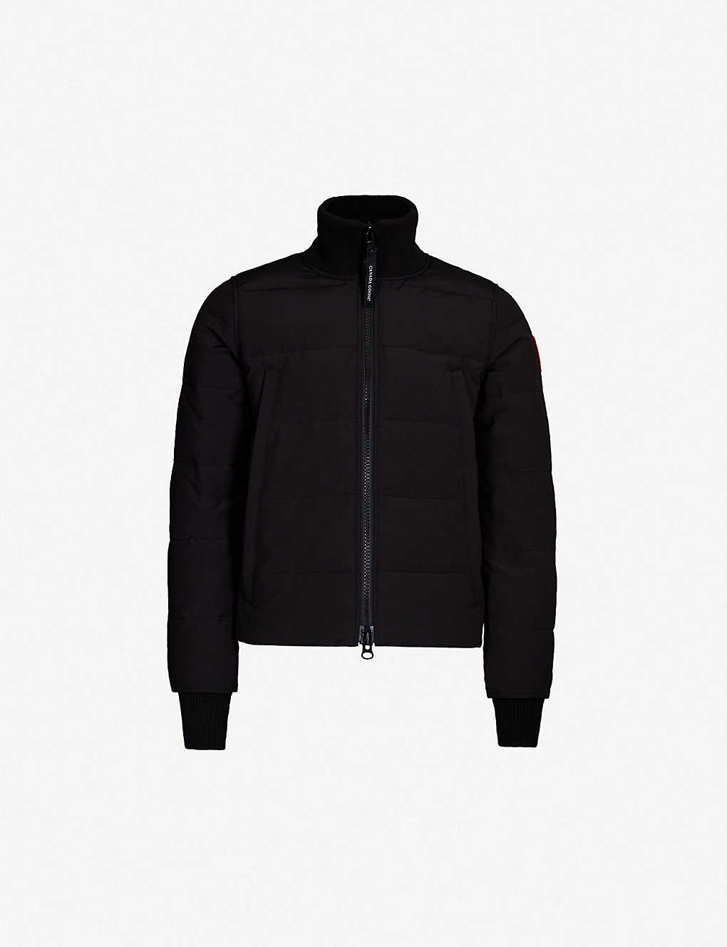 2c46c2210ee CANADA GOOSE - Woolford padded shell-down jacket | Selfridges.com