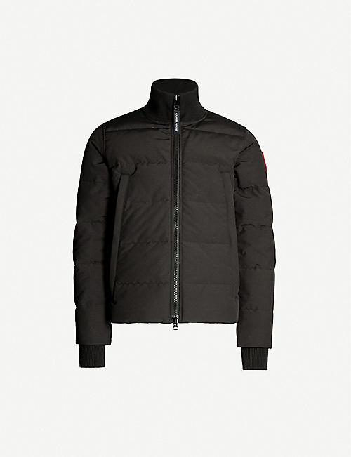 8426d2825 Designer Mens Coats & Jackets - Canada Goose & more   Selfridges