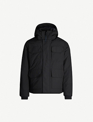 CANADA GOOSE Maitland shell-down hooded jacket