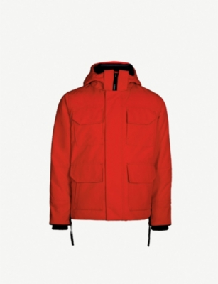 CANADA GOOSE Maitland hooded shell parka jacket