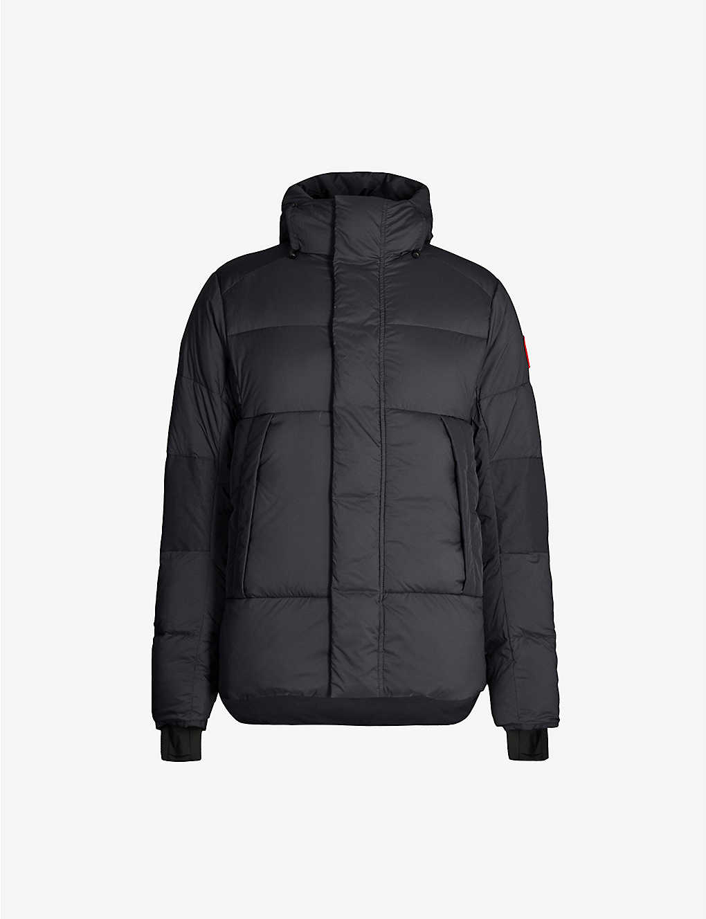 CANADA GOOSE: Armstrong shell-down jacket