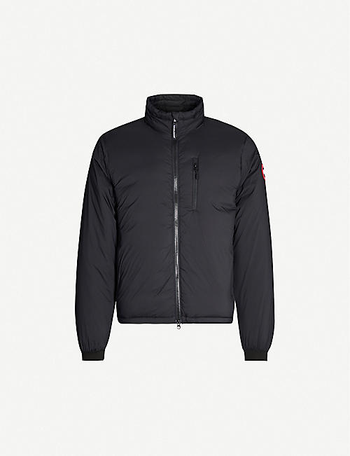 CANADA GOOSE Lodge quilted shell jacket
