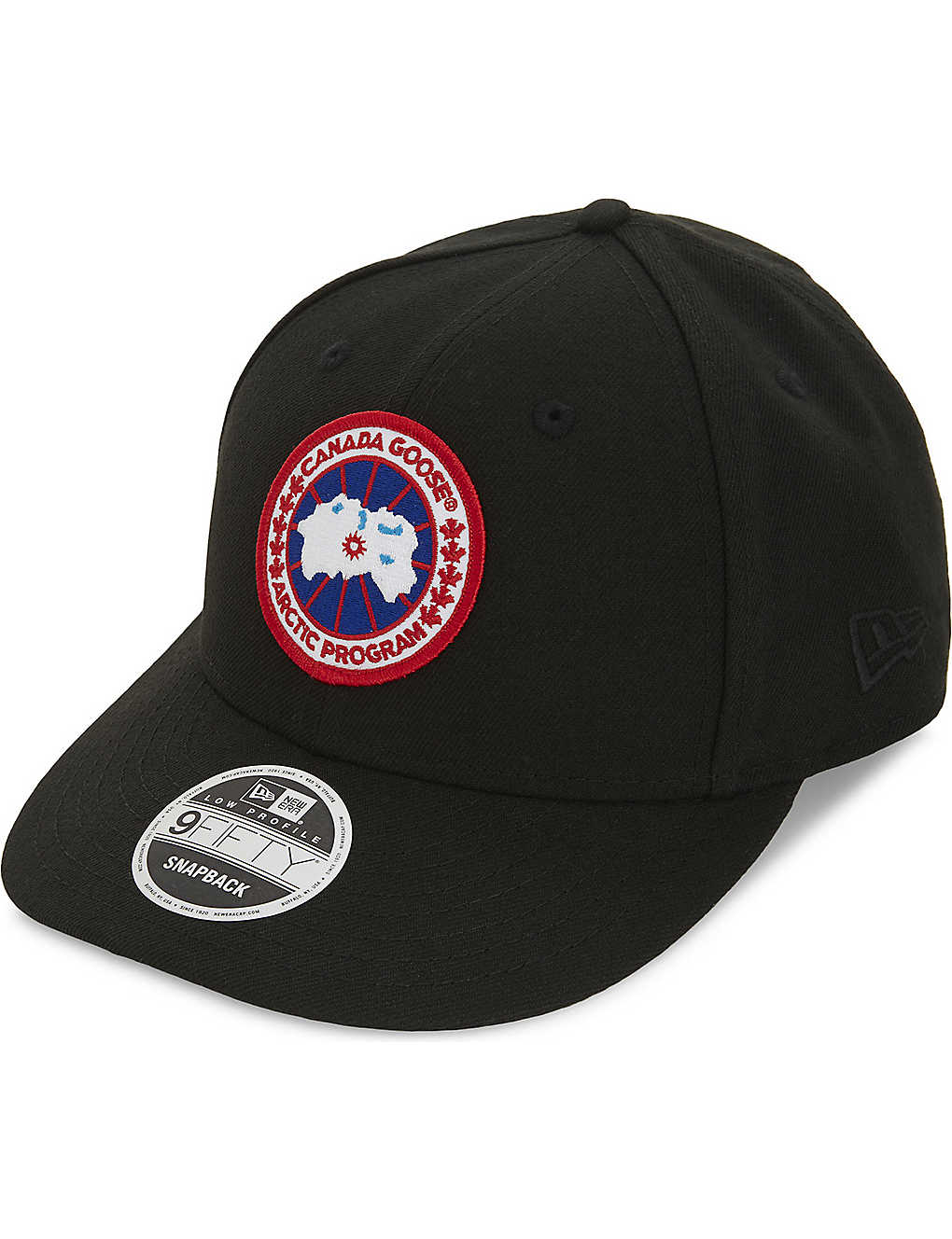 2014f91040dce CANADA GOOSE - Core logo baseball cap