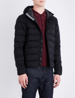 CANADA GOOSE Brookvale quilted shell-down jacket