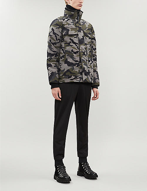 CANADA GOOSE Forester shell-down jacket