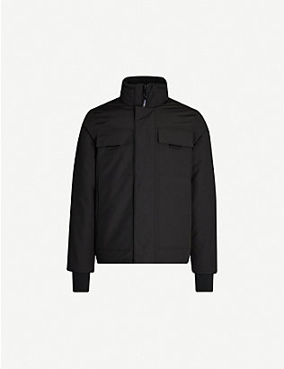 CANADA GOOSE: Forester shell-down parka