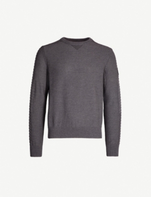CANADA GOOSE Paterson wool jumper