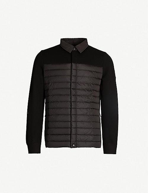 f3e29262a Designer Mens Coats & Jackets - Canada Goose & more | Selfridges
