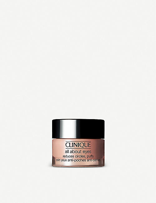 CLINIQUE: All About Eyes eye cream 15ml