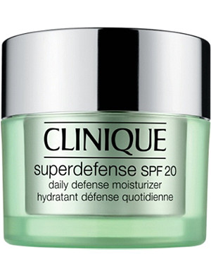CLINIQUE Superdefense SPF 20 Daily Defense (Type 3 & 4) 50ml