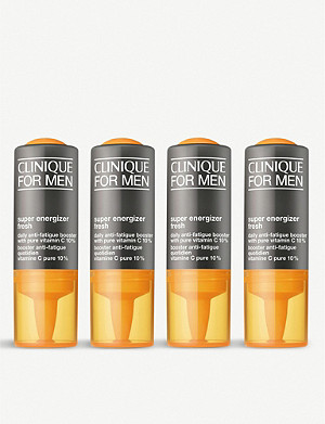 CLINIQUE Super Energizer Fresh Daily Anti-Fatigue Booster with Pure Vitamin C 10% 8.5ml