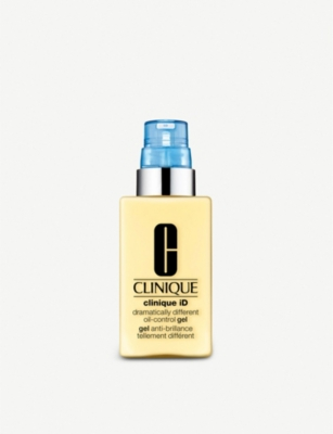 CLINIQUE ID Dramatically Different oil-control gel Active Cartridge Pores and Uneven Skin and Texture 125ml