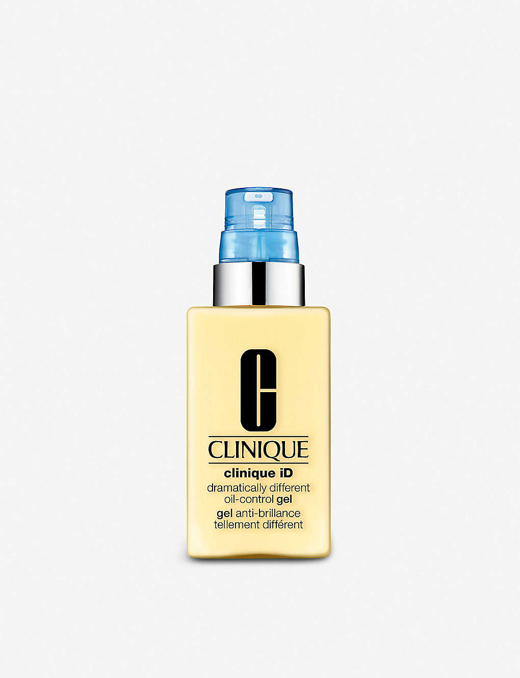 CLINIQUE: ID Dramatically Different oil-control gel Active Cartridge Pores and Uneven Skin and Texture 125ml