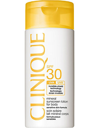 CLINIQUE: SPF30 Mineral Sunscreen Lotion For Body 125ml