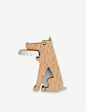 KIKKERLAND Fetch! wooden bottle opener