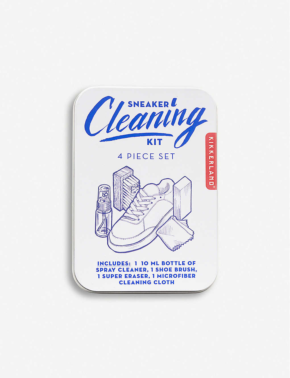 KIKKERLAND: Sneaker cleaning kit