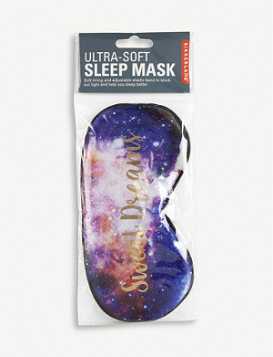 KIKKERLAND Ultra Soft Sleep Mask – Sweet Dream