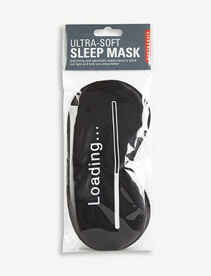KIKKERLAND Ultra Soft Sleep Mask – Loading