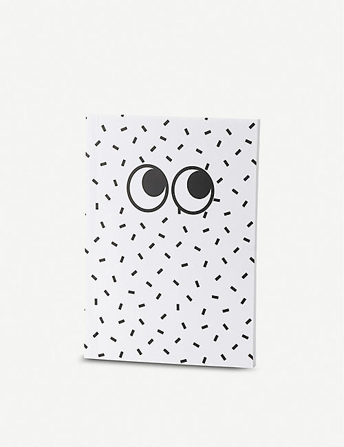 MUSTARD Googly Eyes Notebook Set