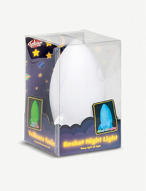 TOBAR Rocket plastic night light