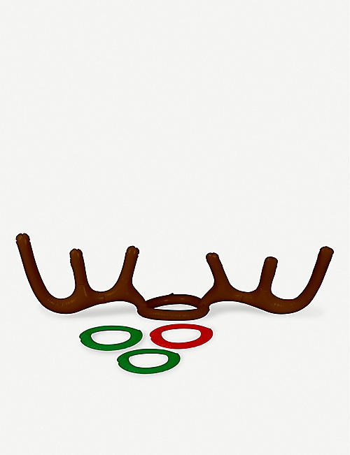 TOBAR Reindeer Ring Toss game