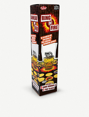 TOBAR Ring of Fire board game