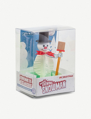 TOBAR Magic growing snowman crystal kit