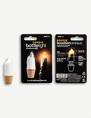 SUCK UK Faux-candle bottle light 6.3cm x 2.3cm