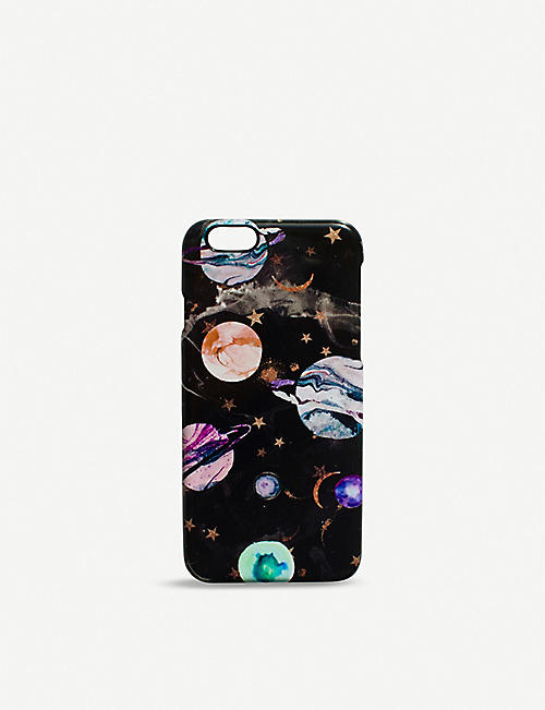 NIKKI STRANGE Cosmic iPhone X case
