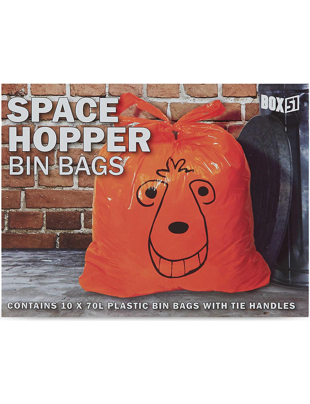 PALADONE - Space hopper bin bags | Selfridges com